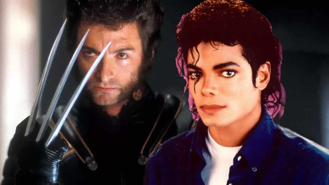 Michael Jackson x-men