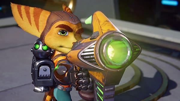 Ratchet & Clank predĺžená ukážka