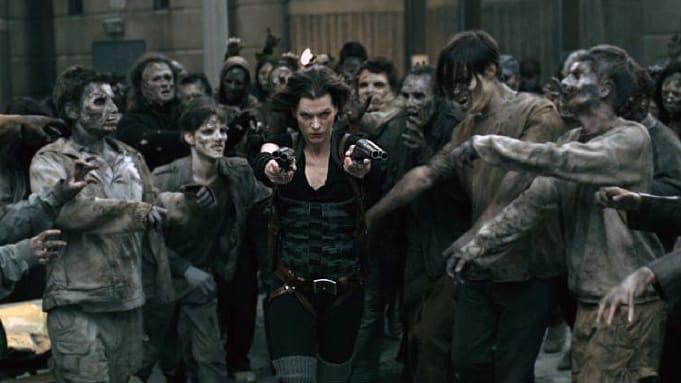 Resident Evil seriál - Netflix,