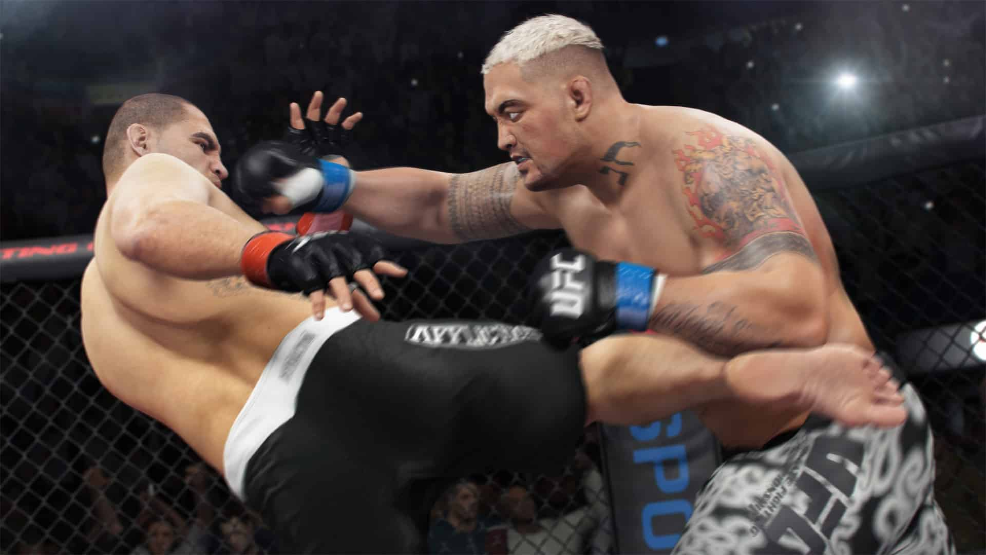 UFC 4 kariérny režim 3