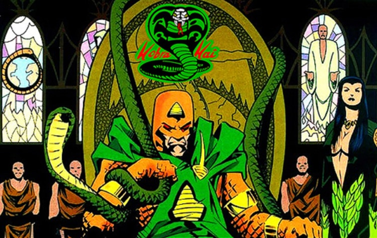 Kobra DC films The Suicide Squad James Gunn