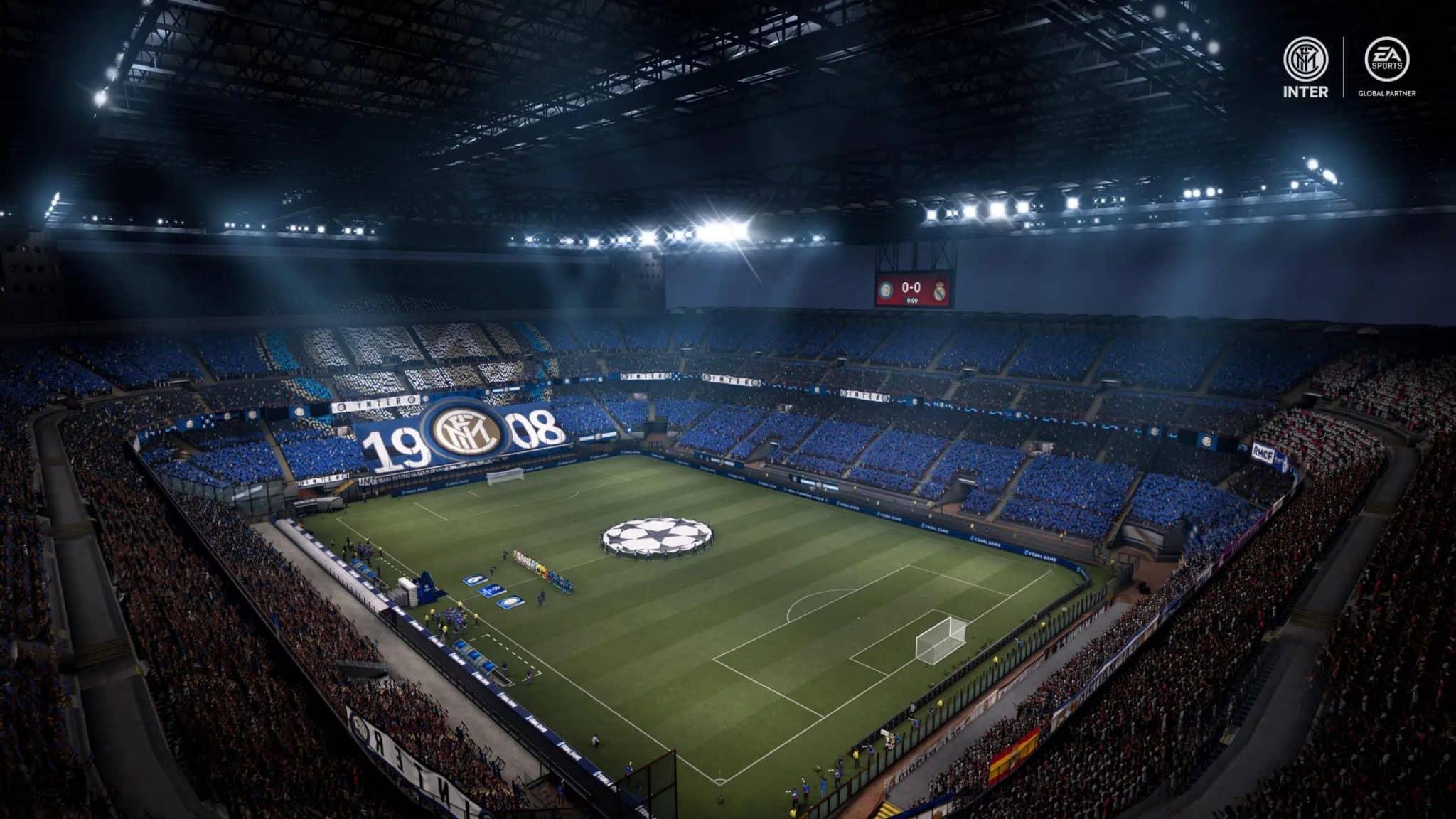 FIFA 21 San Siro