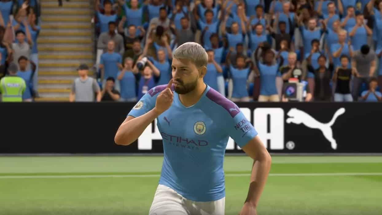 FIFA toxické oslavy