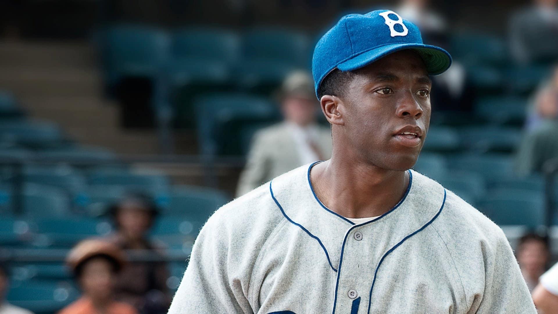 42 - filmy Chadwick Boseman