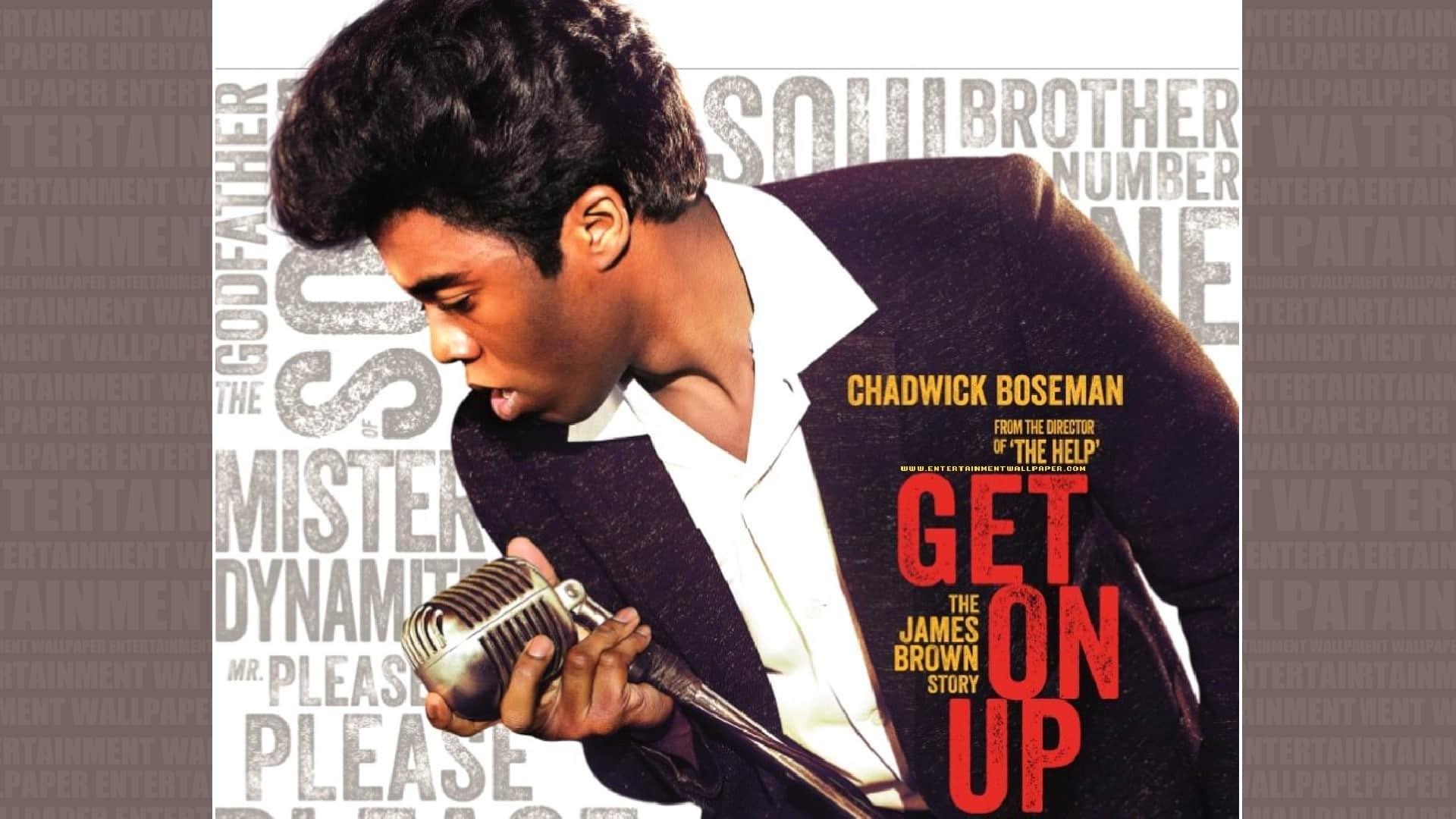 get on up - filmy Chadwick Boseman