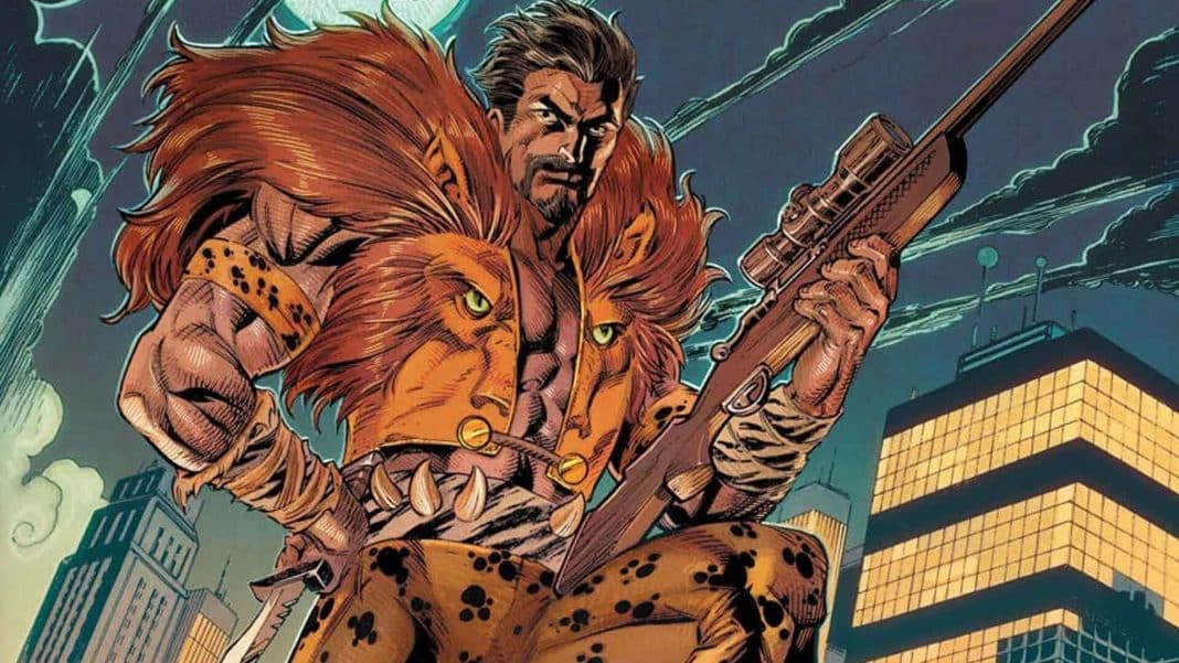 film kraven the hunter