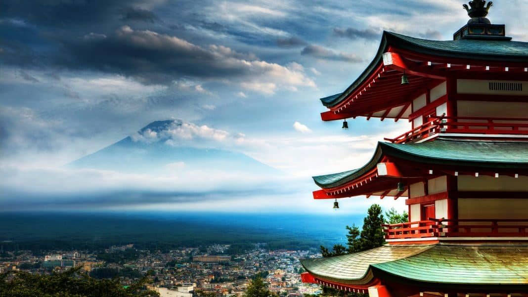 8 zaujímavostí o Japonsku