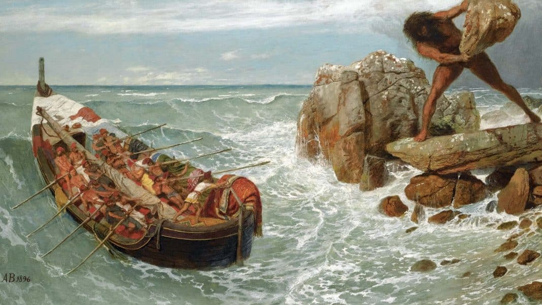 knižná séria Odyseus