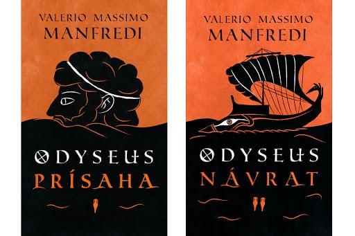 knihy Odyseus