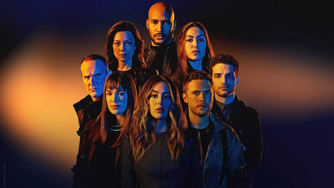 seriál Agenti S.H.I.E.L.D.