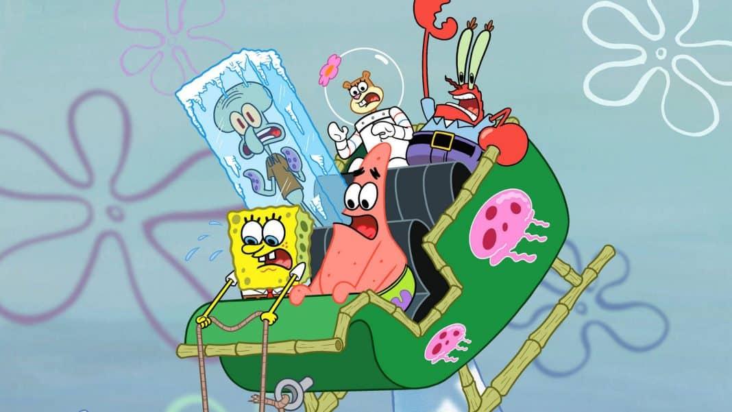 spin-off spongebob