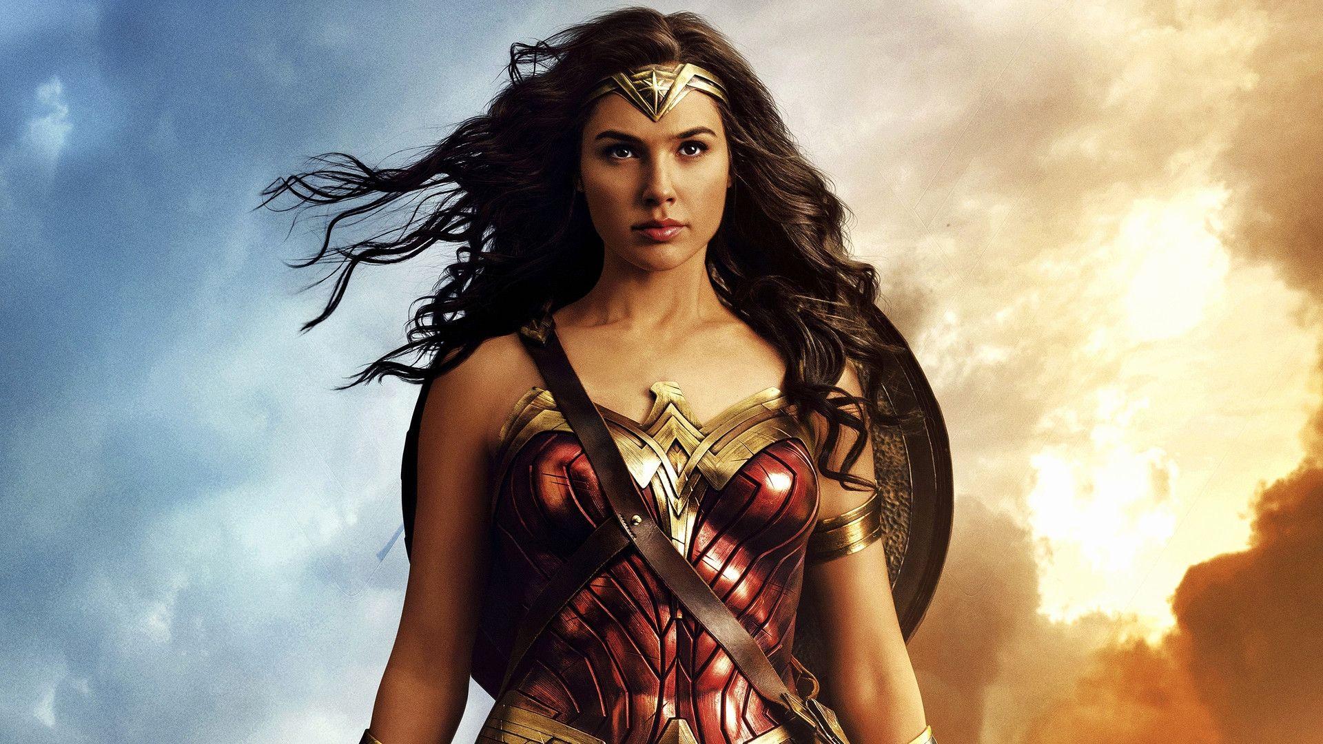 prvá hudobná nahrávka Wonder Woman 1984