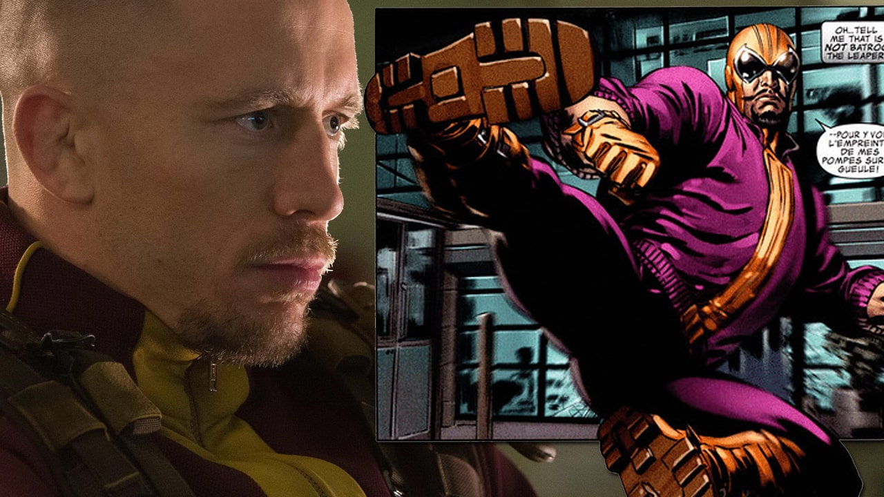 Batroc the falcon and the winter soldier
