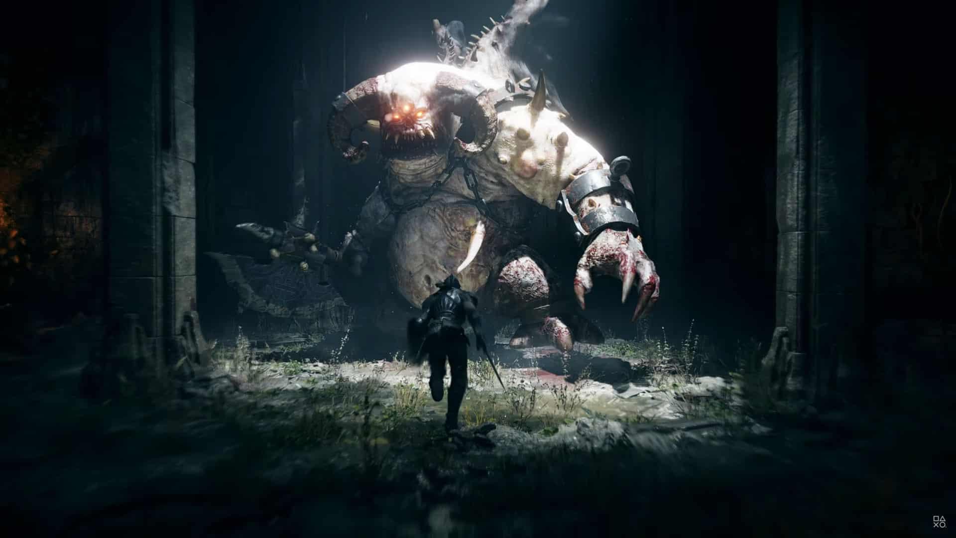 Demon's Souls Remake hrateľnosť
