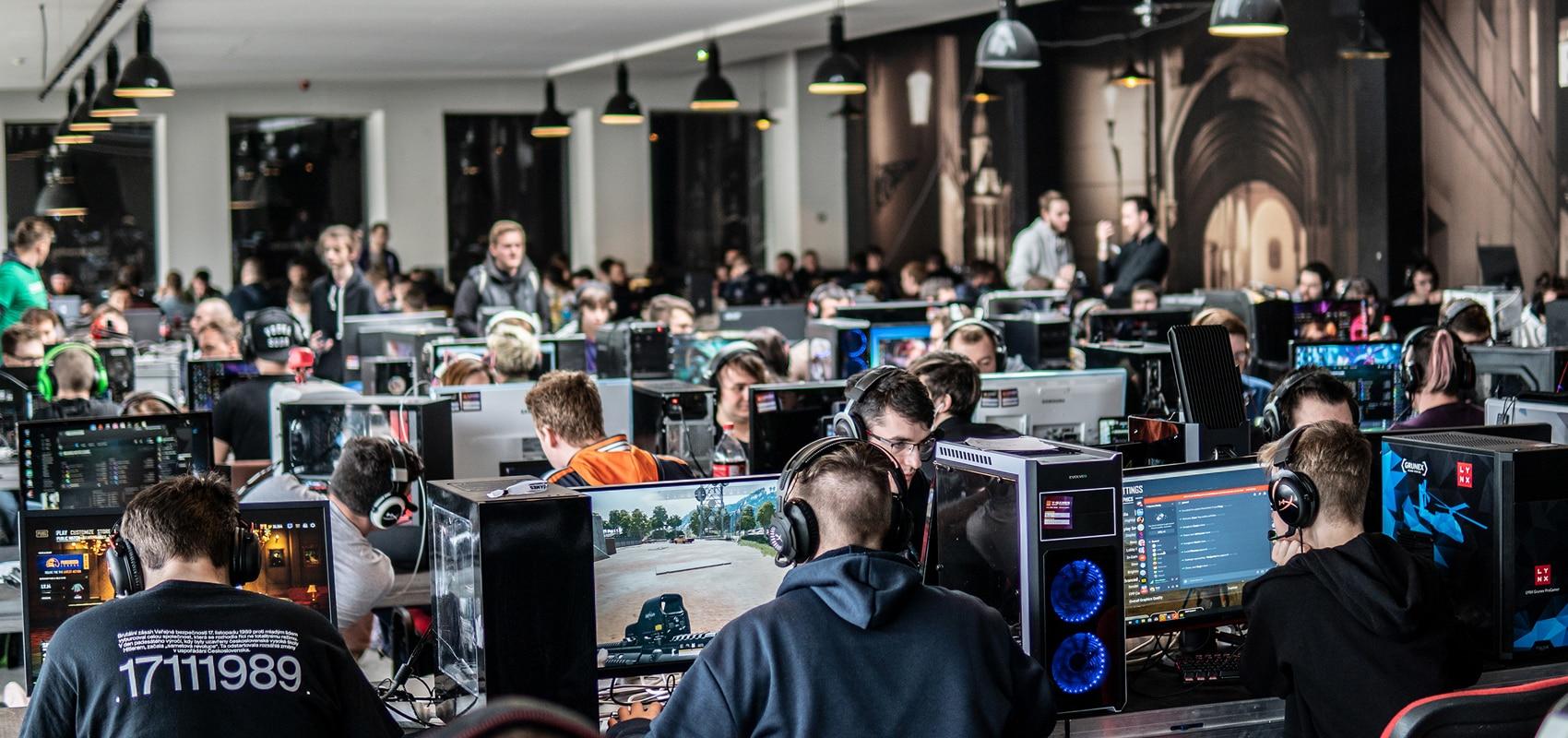 MSR v elektronických športoch 2020