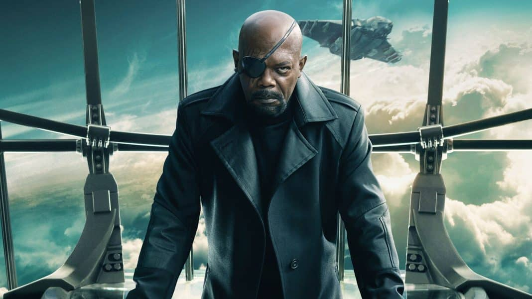 Nick Fury na Disney+