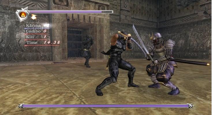 Ninja Gaiden Sigma remake