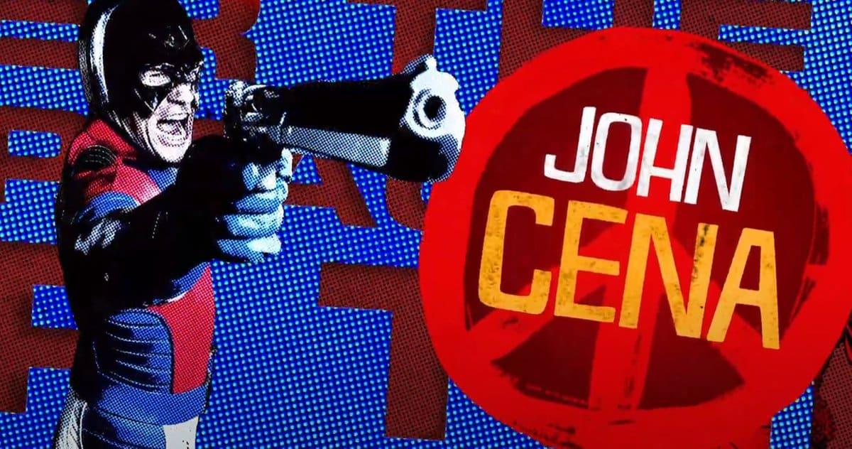 John Cena James Gunn The Suicide Squad spinoff