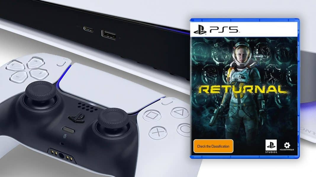 PlayStation 5 tituly