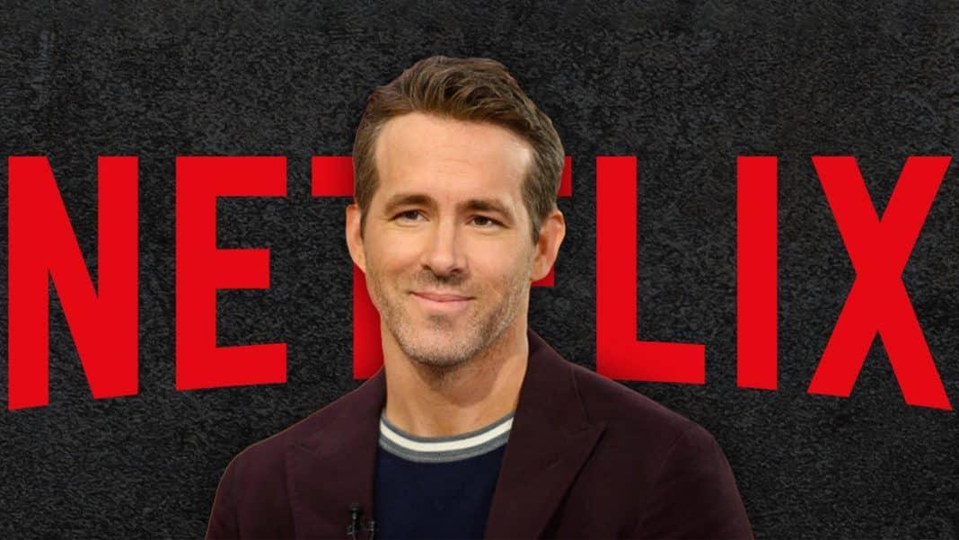 Ryan Reynolds Netflix