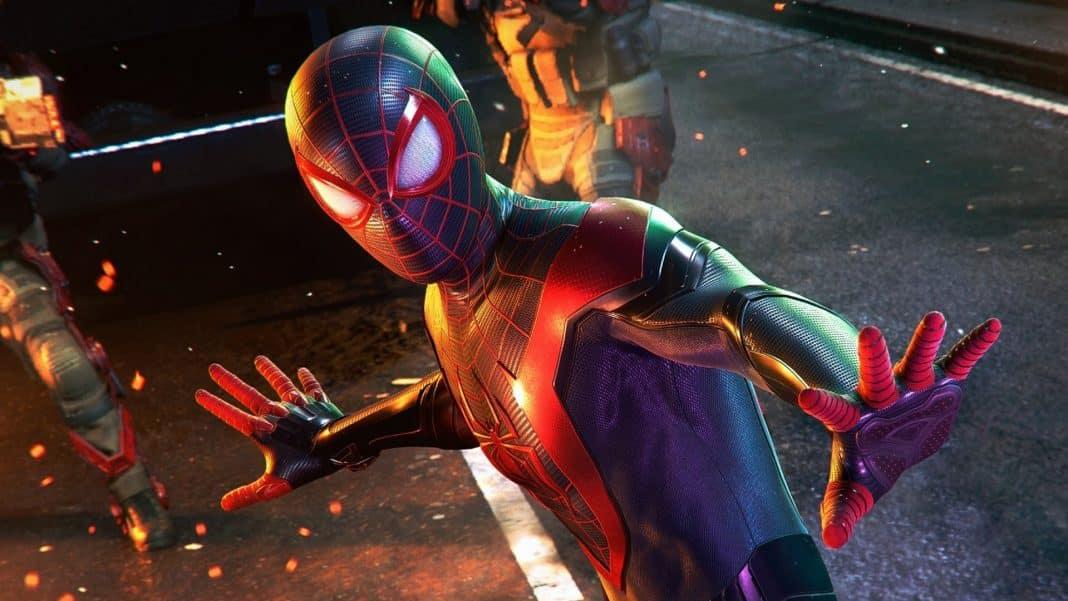 predobjednávkové bonusy hry Spider-Man