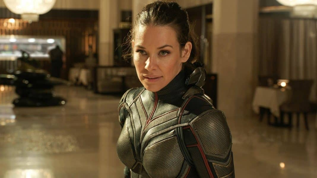 The Wasp vo filme Ant-Man 3