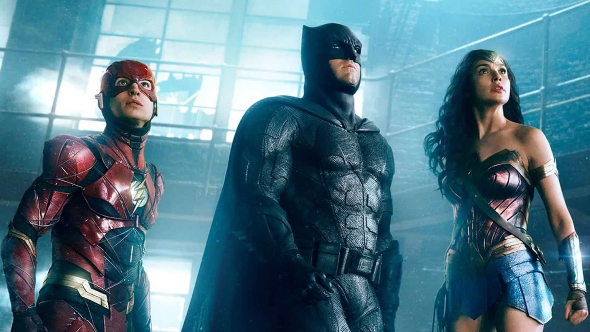 DC postavy vo filme The Flash