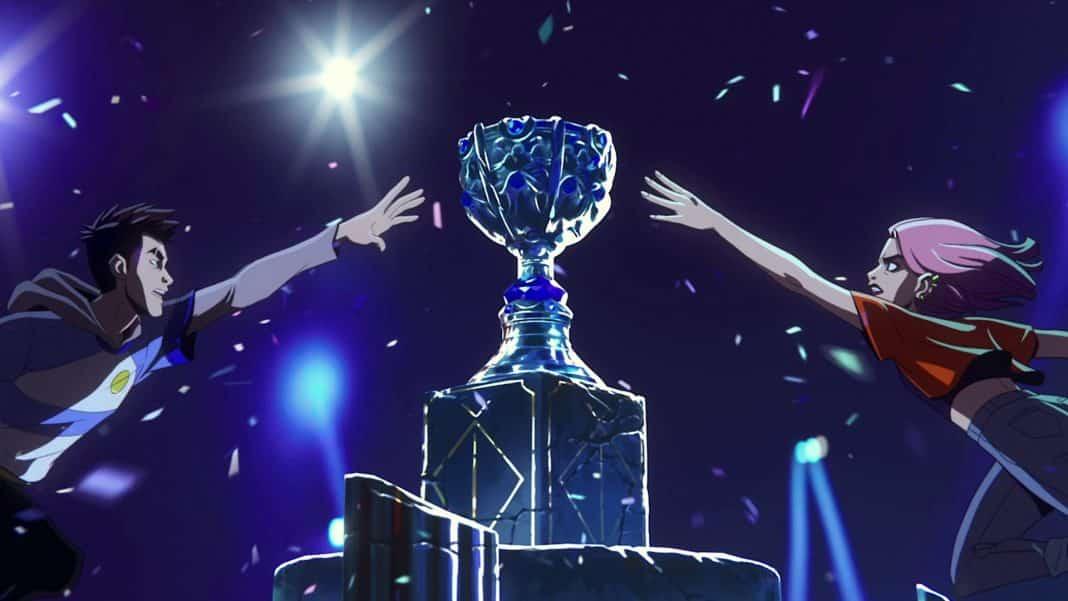 Svetový šampionát vLeague of Legends