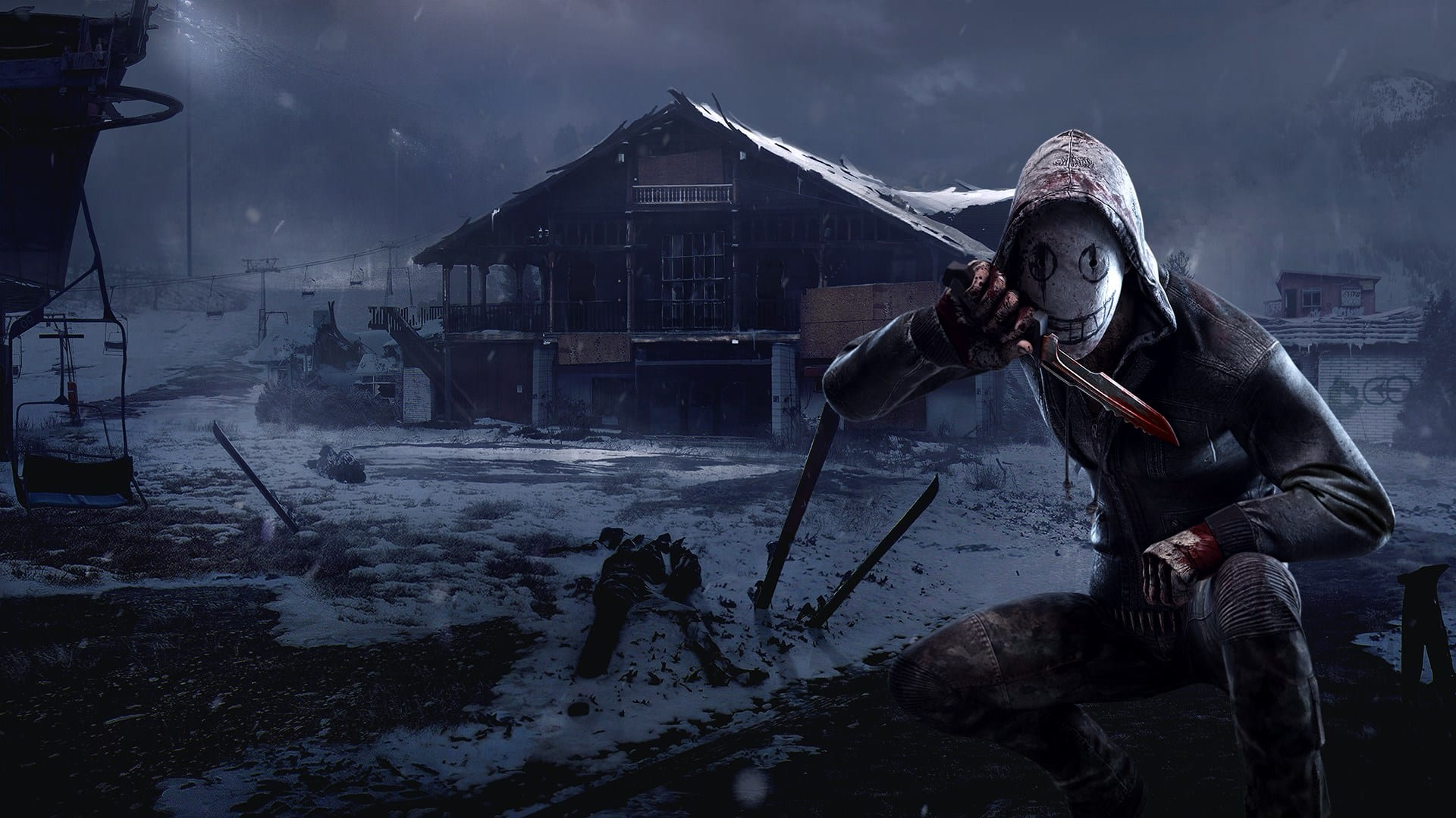 Hororovka Dead By Daylight