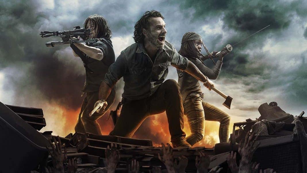 desiata séria The Walking Dead