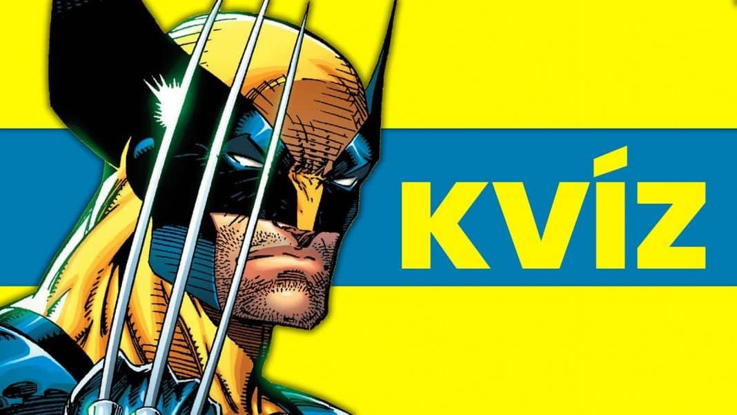 X-Men kvíz