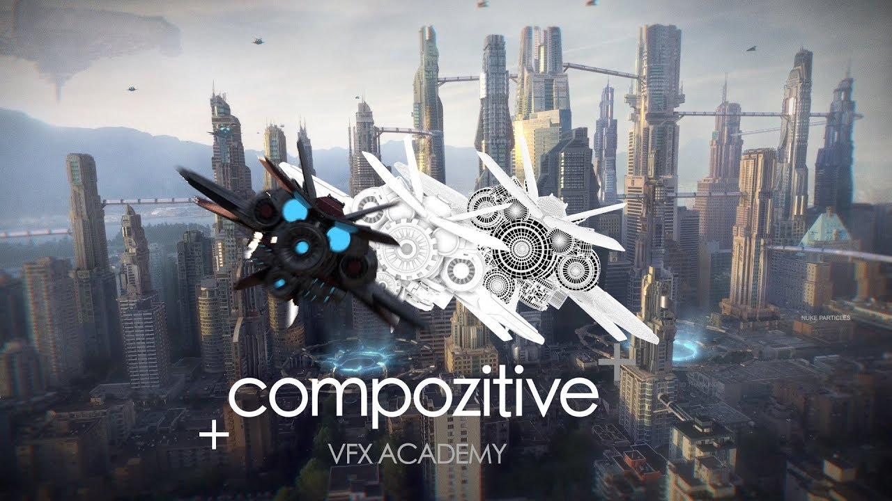 COMPOZITIVE VFX ACADEMY