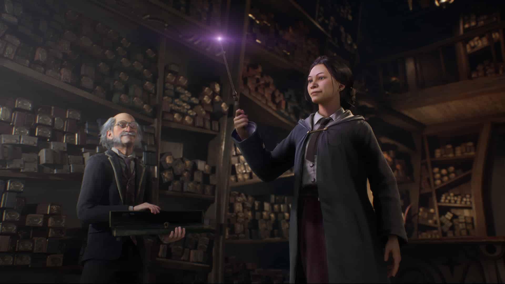 Hra Hogwarts Legacy