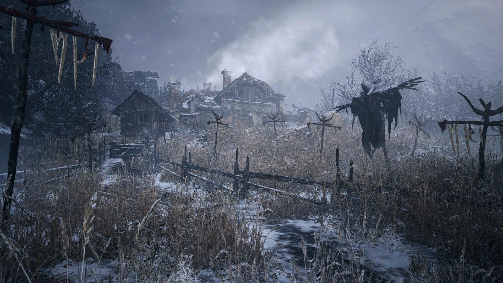 resident evil village druhý trailer