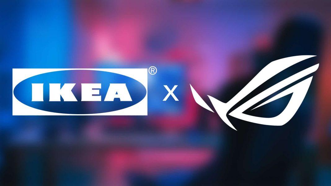 IKEA ASUS ROG