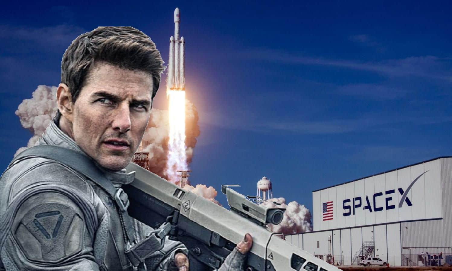 Tom Cruise vesmír