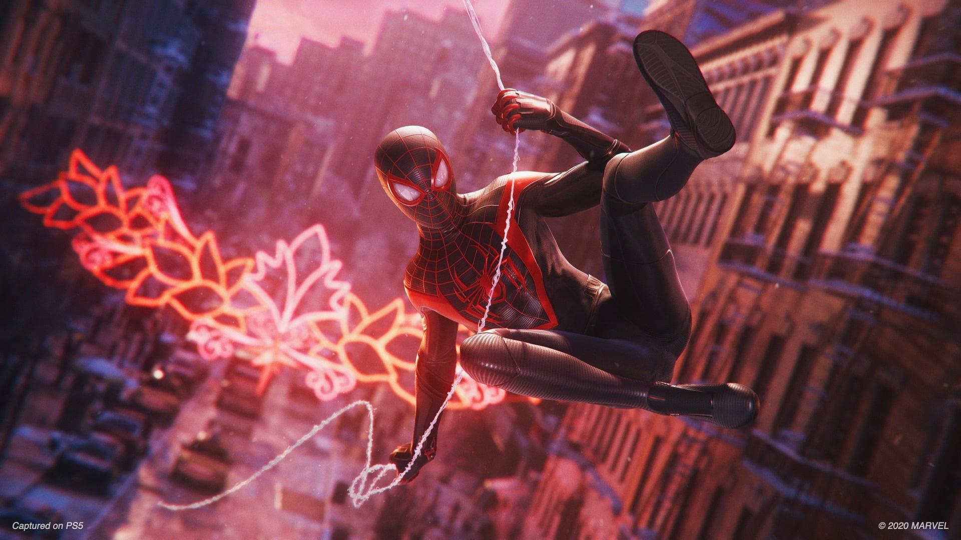 spider-man: miles morales zabery