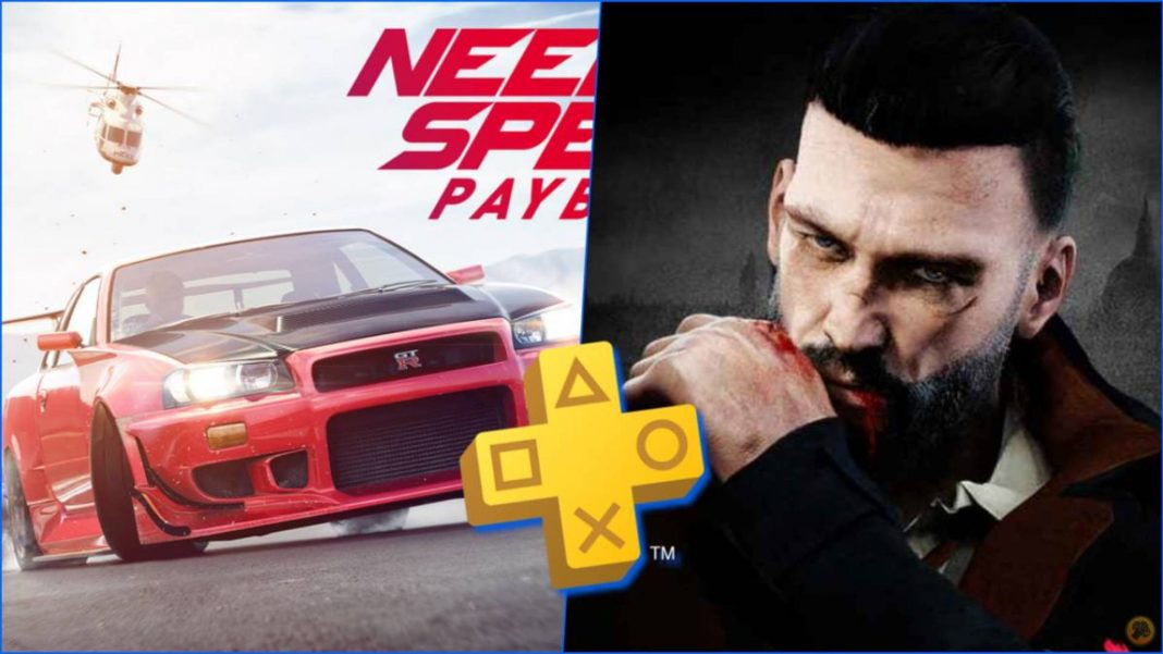 október 2020 PlayStation Plus