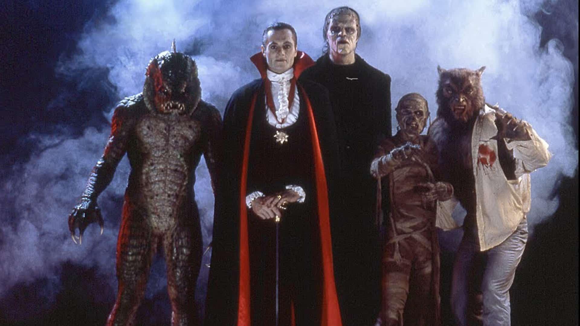 Najlepšie hororové filmy