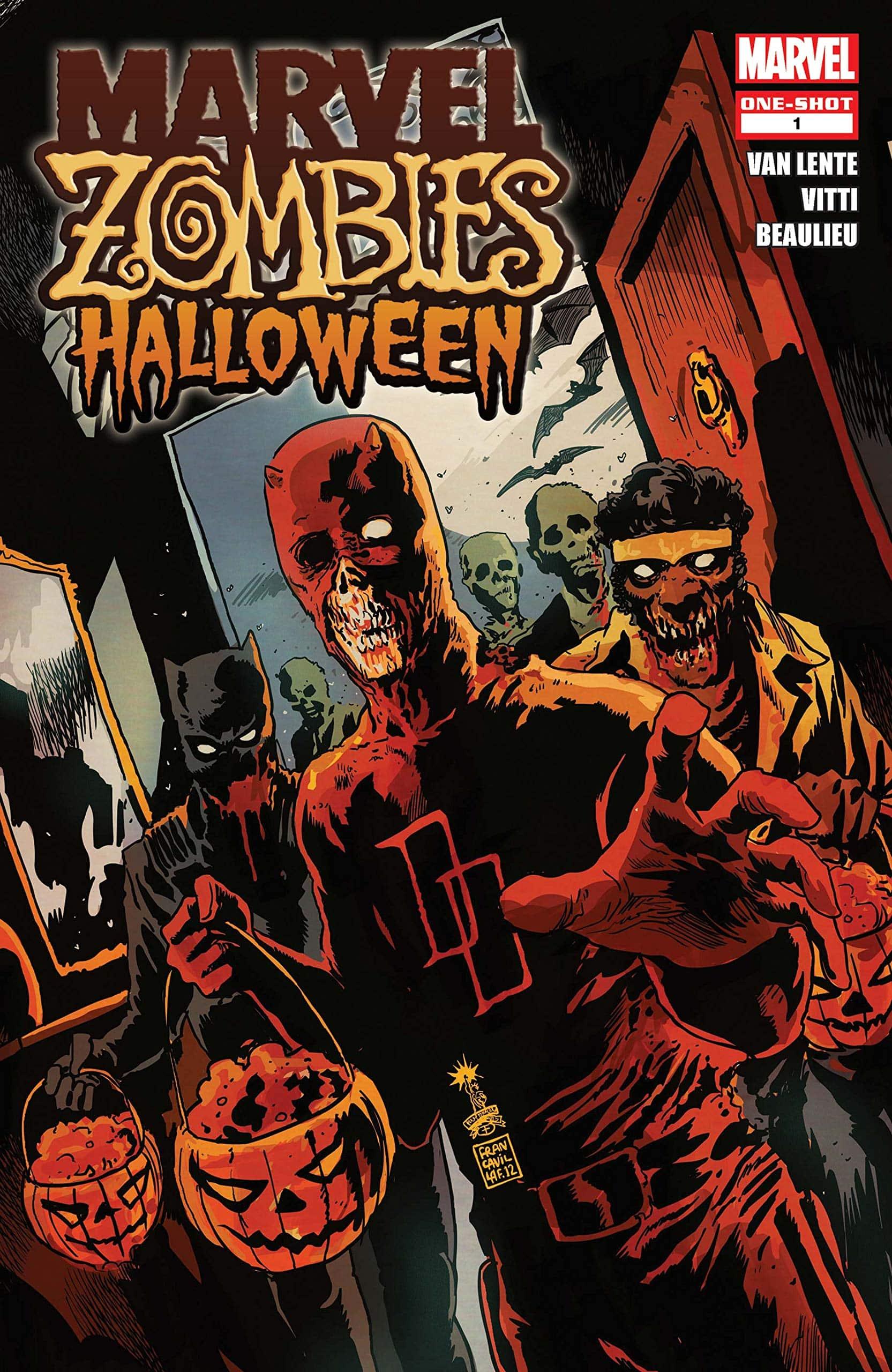 Marvel One-Shot cover