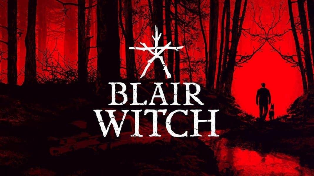 hra blair witch zadarmo