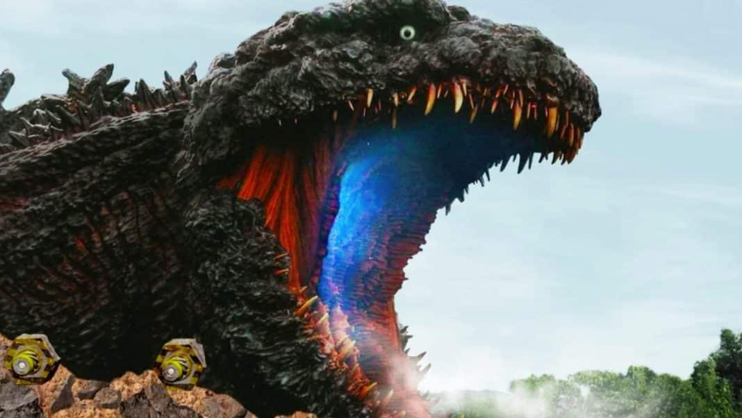 Godzilla anime na Netflixe