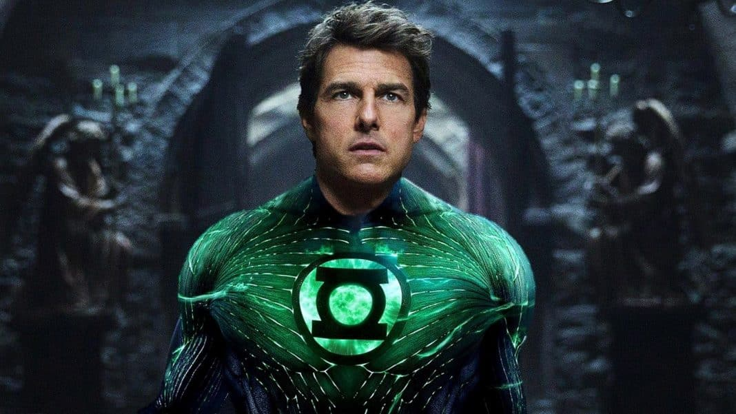 green lantern seriál