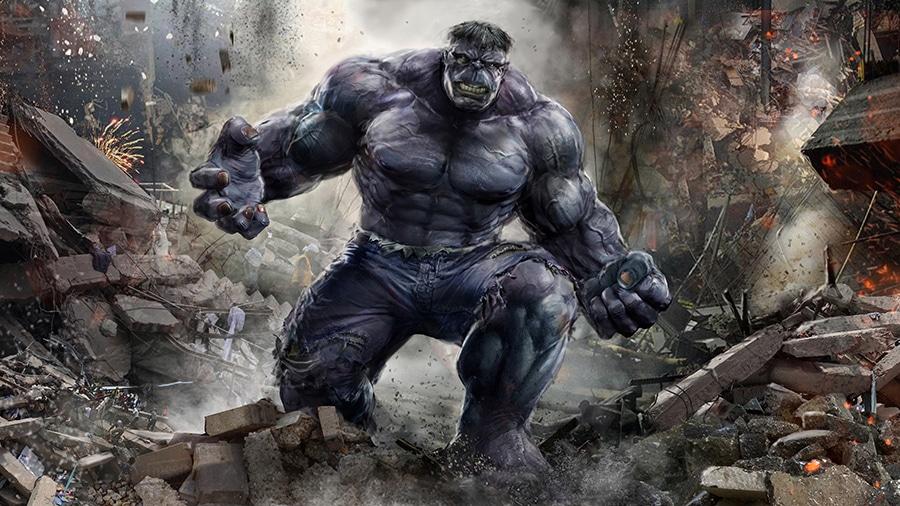 Grey Hulk - Možné verzie Hulka v budúcom MCU