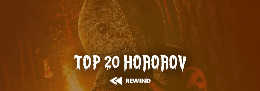top 20 hororov