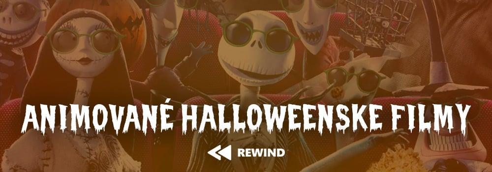 Animované halloweenske filmy
