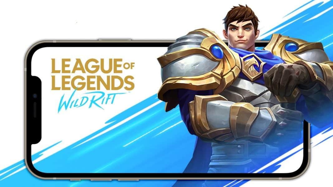 League of Legends Wild Rift beta