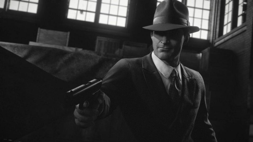 Mafia Definitive Edition Noir