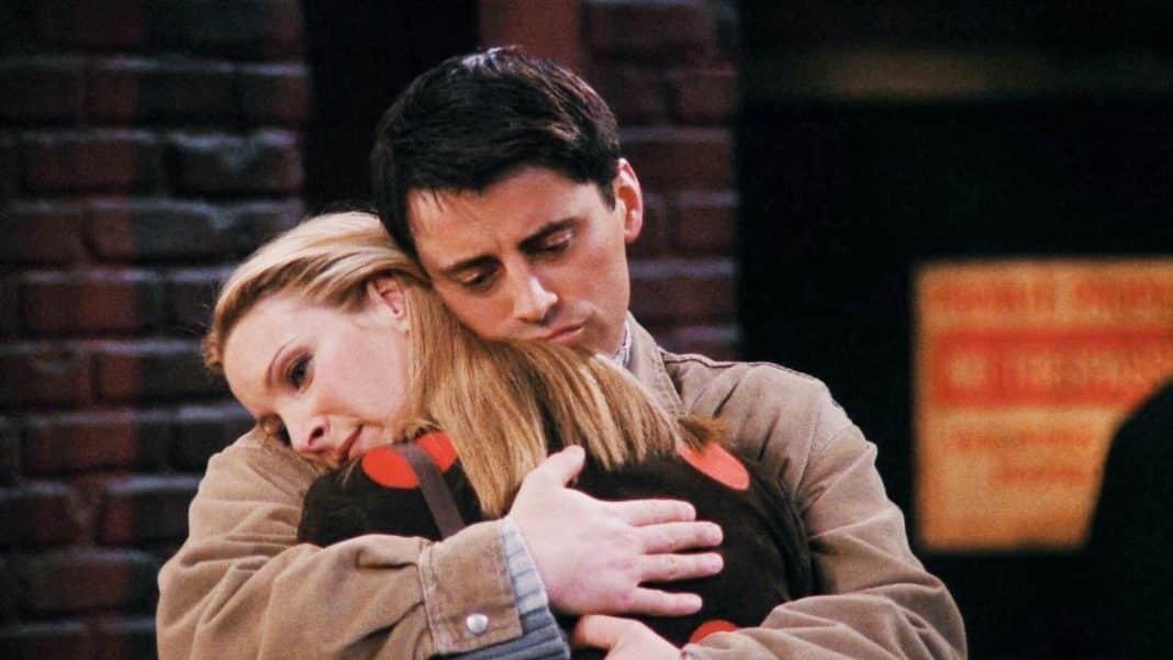 Partneri zo seriálu Priatelia
