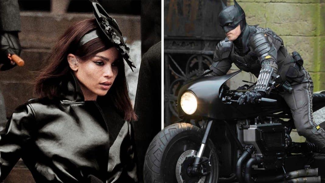 nakrúcanie filmu The Batman